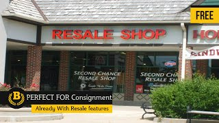 Consignment Shops Point of Sale System Made For You