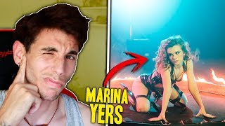 MARINA YERS Y Su Canción FIERA!! ¿NO ME GUSTÓ?