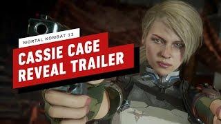 Mortal Kombat 11 - Cassie Cage Reveal Trailer