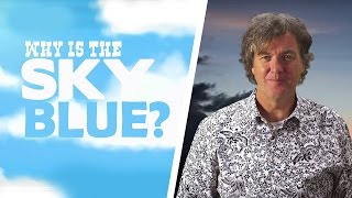 Why Is The Sky Blue? | James May's Things You Need To Know | Earth Lab