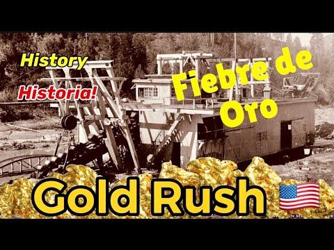 La Fiebre del Oro en Idaho. GOLD RUSH