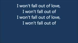 Parachute - Cheryl Cole Lyrics