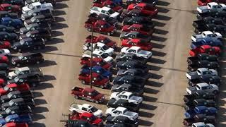 Что происходит с непроданными авто Кладбище новых машин, брошенные новинки авто