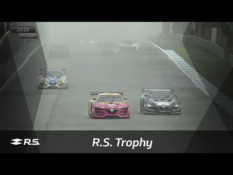 Renault Sport Trophy - Race 3 - Estoril - 2016