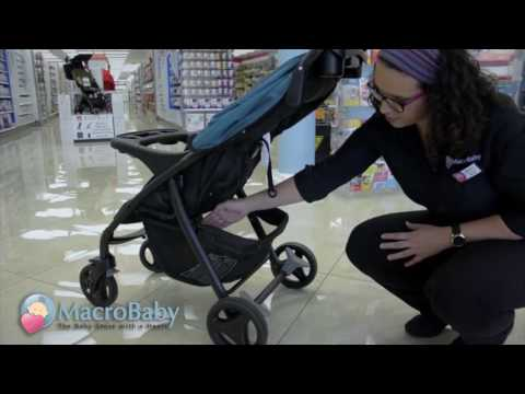 MacroBaby Store - Graco Verb Click Connect Stroller