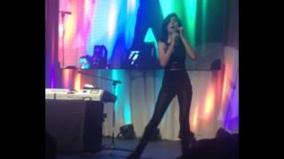 Christina Grimmie at ATC (10.04.14) - Feelin Good