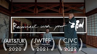 Reconnect with your ZEN  -TAKAHAMA-