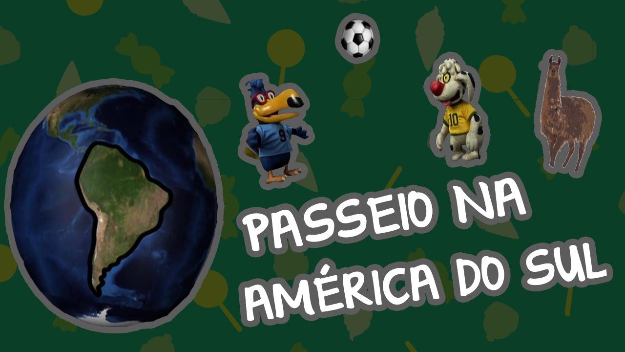 PASSEIO NA AMÉRICA DO SUL | BEBÊ MAIS MUNDO