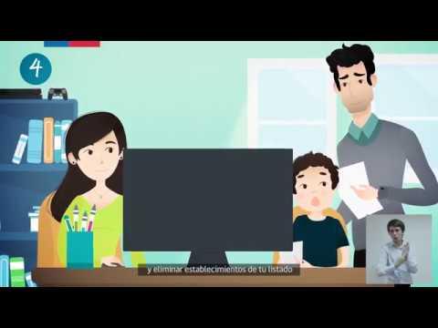 Sistema de Admisión Escolar