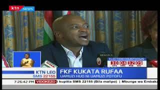 Mwenyekiti wa shirikisho la kandanda-FKF, Nick Mwendwa azungumzia msimamo wa kortini
