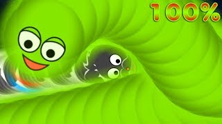 Wormate.io Best Trolling Pro Never Mess With Tiny Snake Epic Wormateio Funny/Best Moments! #17