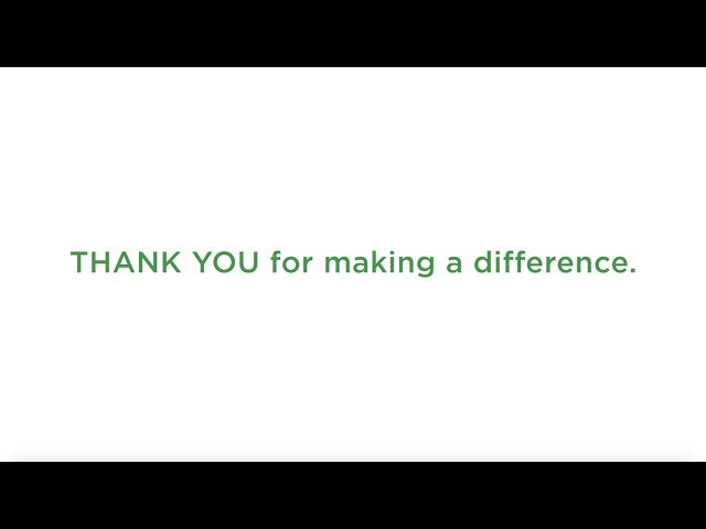 Thank You from World Learning