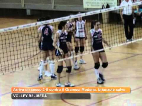 Preview video TGSPORT MBTV del 13-04-13 Primedil Meda vs Gramsci RE