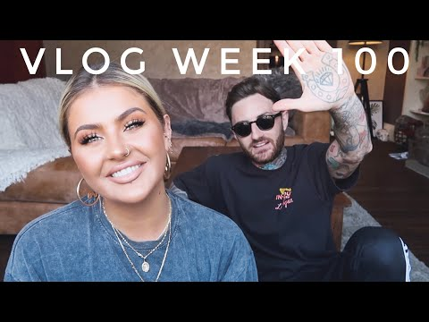 VLOG WEEK 100 - THE REWIND | JAMIE GENEVIEVE