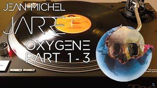 Jean Michel Jarre   Oxygene (Part 1   3) [1977 Original Pressing] Vinyl LP