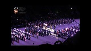 "Royal Edinburgh Military Tattoo 2014 Performance Of  ""Goin' Home"""