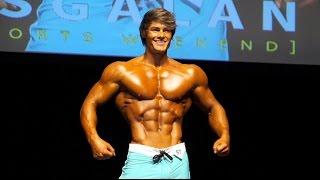 IFBB Mens Physique Stockholm Pro Ft. Jeff Seid, Anton Antipov, Robin Balogh
