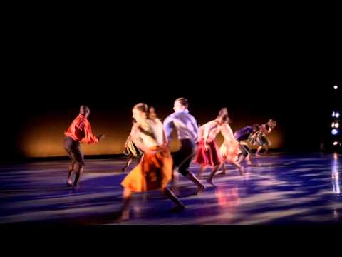 Richard Alston Dance Company – Rejoice in the Lamb, Burning, Nomadic, Madcap