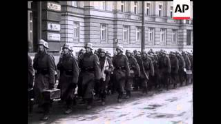 Гітлер таки віддав Карпатську Україну мадярам, США засуджує анексію Чехословаччини (березень 1939)