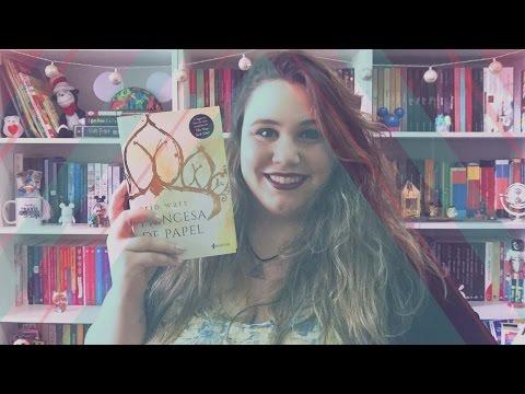 PRINCESA DE PAPEL | Resenha