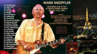 "Mark Knopfler ""Je suis desole"" 1996 Paris [AUDIO ONLY]"