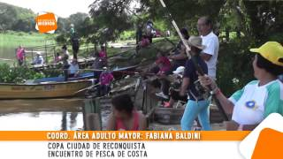preview picture of video '0297 FABIANA BALDINI   Copa Ciudad de Reconquista   Encuentro de Pesca de Costa para Adultos'