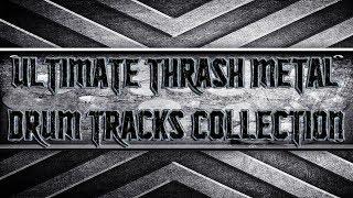 Ultimate Thrash Metal Drum Tracks Collection (HQ,HD)