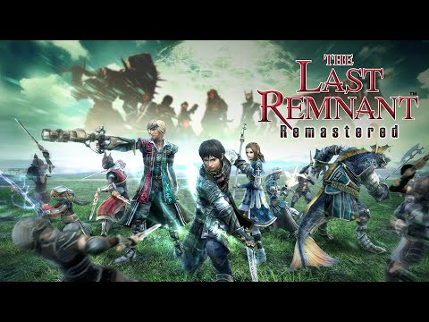 The Last Remnant Remastered : Switch launch Trailer