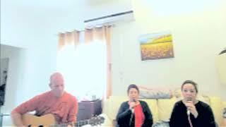 """שירים מהבית לימי קורונה: """"גורל אחד"""" בביצוע דפנה תמיר, אריאל עציוני ואלה תמיר עציוני(1 סרטונים)"""