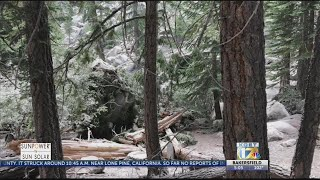 Aftershocks, rock slides from Lone Pine earthquake keeps Mount Whitney campgrounds closed