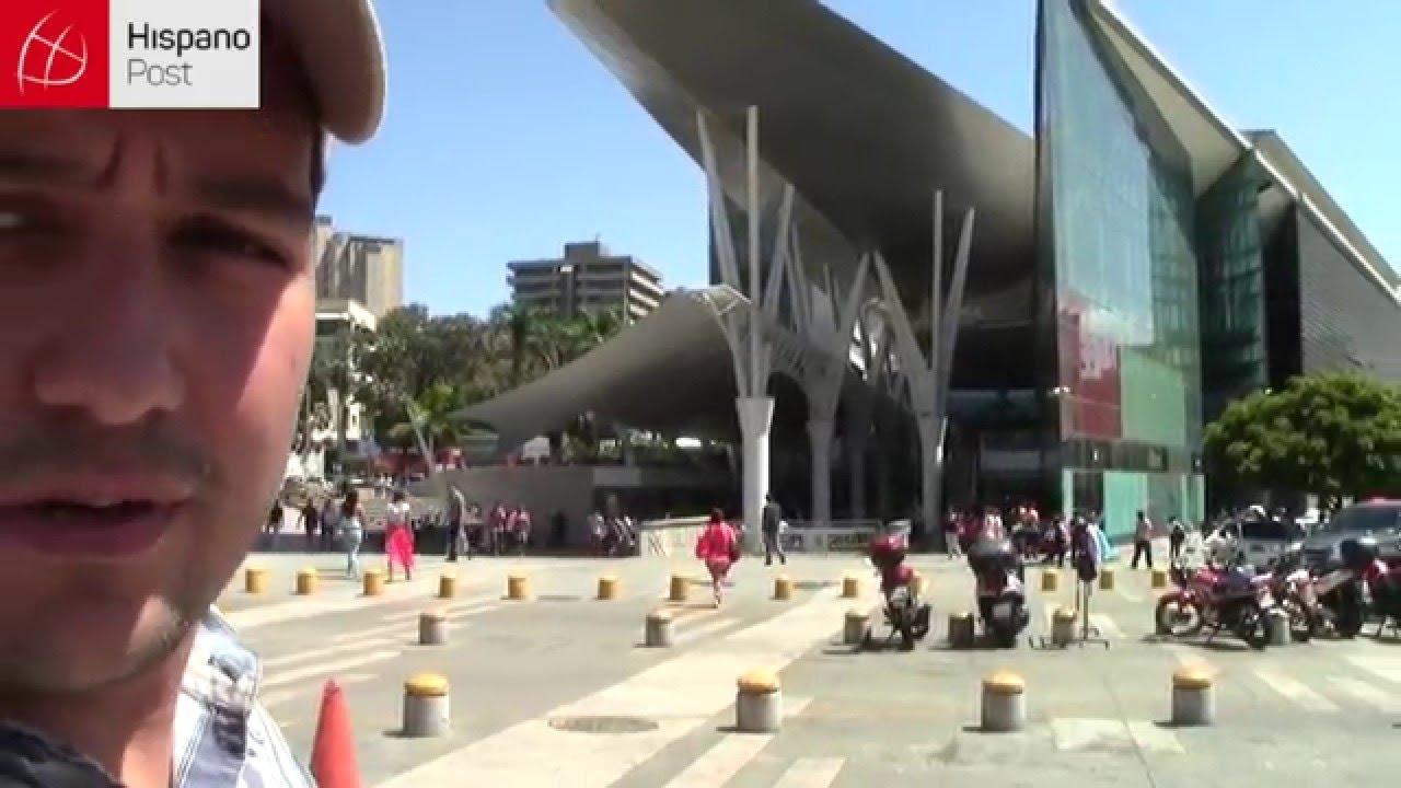 Racionan electricidad en centros comerciales de Venezuela