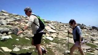 preview picture of video 'Puigpedros 2916 m'