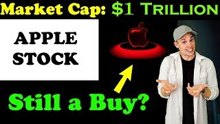 Should you still buy Apple Stock after hitting 1 Trillion Dollar Market Cap? (AAPL Stock Analysis)