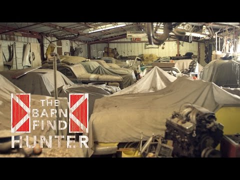 Unser Junkyard, Route 66, and More | Barn Find Hunter - Ep. 0 (Pilot)