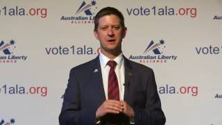 How to vote for the Australian Liberty Alliance