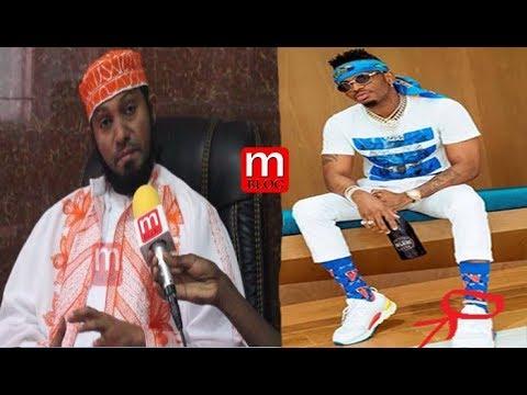 Sheikh Kishki awacharua wasanii wavaa vikuku na kutoboa pua