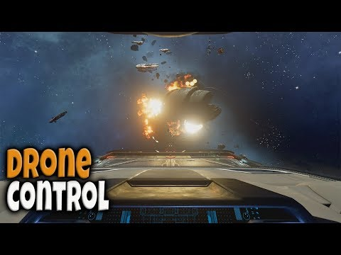 How to control Drones | X4: Foundations