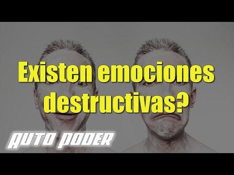 Existen emociones destructivas?