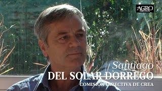 Santiago Del Solar Dorrego - Comisión Directiva de CREA