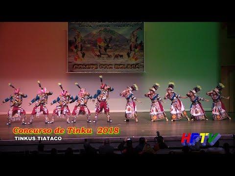 2do. Lugar Tinkus Tiataco USA - CONCURSO DE TINKU 2018