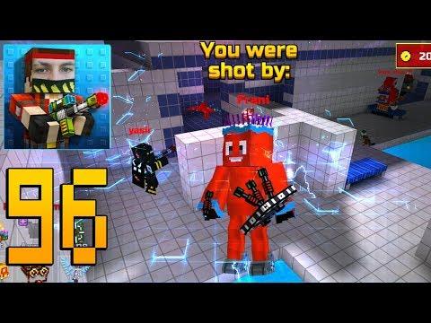 Pixel Gun 3D - Gameplay Walkthrough Part 96