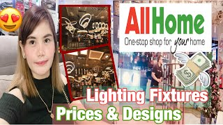 CHANDELIER AND LED LIGHTING FIXTURES: PRICES & DESIGNS IN THE PHILIPPINES  | ALL HOME DEPOT |