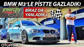 BMW E92 M3 ile pistte Gazladık! | Son atmosferik! | TEST