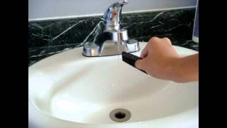 How to Bend Water with a Comb