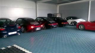 Kimbex dream garage.