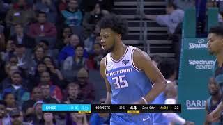 3rd Quarter, One Box Video: Charlotte Hornets vs. Sacramento Kings