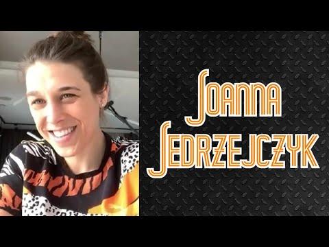 , title : 'Joanna Jedrzejczyk explains nasty shin injury, breakfast/coffee shop dreams, MMA GOATs, and more