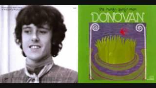 Donovan - The Entertaining Of A Shy Girl