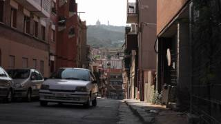preview picture of video 'el coll/la teixonera, barcelona, spain, 4.11.11'