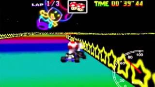 "Rainbow Road SC flap World Record - 1'17""63 (PAL)"